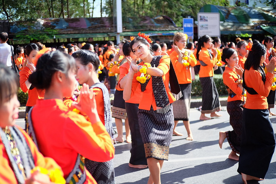 Udon Thani celebrated its 124th anniversary